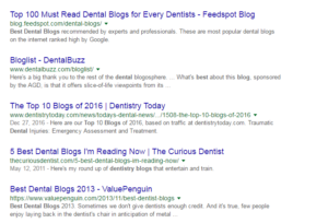 21 Ways to Immediately Improve Your Dental SEO Strategies